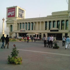 Photo taken at Shipra Mall by Amol M. on 3/10/2013