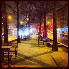 Photo taken at 151st & Broadway by Rafael on 2/3/2013