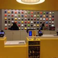 Photo taken at The LEGO Store by Matthew W. on 5/18/2013