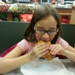 Photo taken at Subway by Mead M. on 12/8/2012