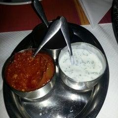 Photo taken at Mayur - Indisches Restaurant by Wanoosha A. on 11/21/2012