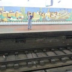 Photo taken at Estación Diagonal Norte [Línea C] by Sebas A. on 1/13/2013