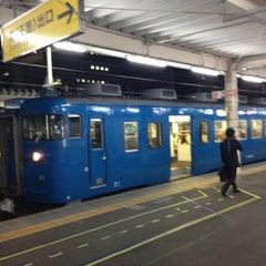Photo taken at Toyama Station by 健治 中. on 11/30/2012