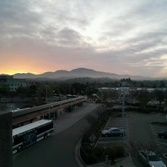 Photo taken at Walnut Creek BART Station by Rebecca S. on 4/3/2013