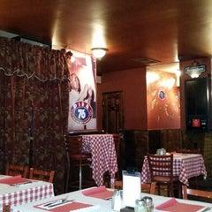 Photo taken at Pier 76 Italian Restaurant by David S. on 10/25/2014