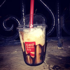 Photo taken at Cafe Coffee Day by Hardik S. on 10/12/2014