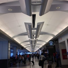 Photo taken at George Bush Intercontinental Airport (IAH) by Toby C. on 6/5/2013