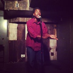 Photo taken at Alibi by The Inspired Word NYC on 10/4/2012