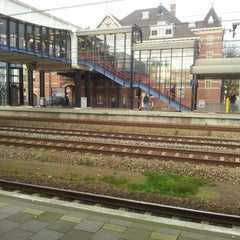 Photo taken at Station Woerden by Marco v. on 10/24/2012