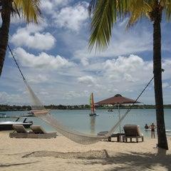 Photo taken at Spa at Four Seasons Resort Mauritius at Anahita by Latifa _. on 3/27/2013