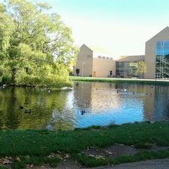 Photo taken at Aarhus Universitet by Mehmet Ş. on 10/27/2014