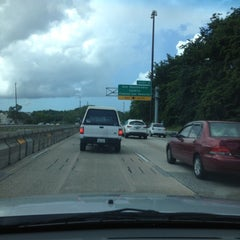 Photo taken at Expreso Luis A. Ferré (PR-52) by Christopher L. on 9/28/2012