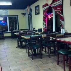 Photo taken at El Ranchito by Amherst B. on 12/28/2012