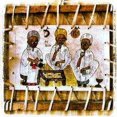 Photo taken at Gojo Ethiopian Restaurant by Hiver v. on 2/26/2013