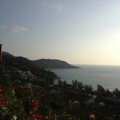 Photo taken at Baan Chom View by Elena✨Prekrasnayа on 3/19/2013