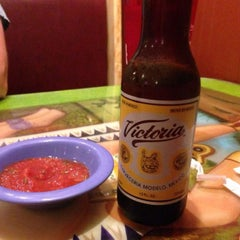 Photo taken at Mexico Lindo Restaurant by Katie D. on 8/18/2014
