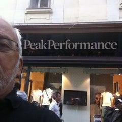 Photo taken at Peak Performance by Harald B. on 5/27/2014