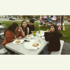 Photo taken at Al Pastor Taco Truck by Christina M. on 4/5/2015