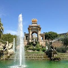 Photo taken at Parc de la Ciutadella by Alesia S. on 6/2/2013