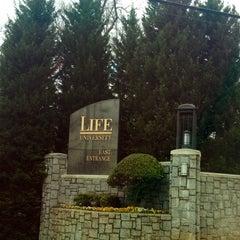 Photo taken at Life University by Jamie M. on 3/25/2013