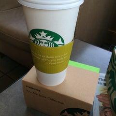 Photo taken at Starbucks by Xiaochen Z. on 5/27/2014