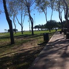Photo taken at Parque de los Niños by Seba G. on 4/21/2013
