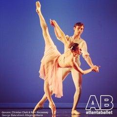 Photo taken at Michael C. Carlos Dance Centre - Atlanta Ballet by Atlanta B. on 9/12/2013