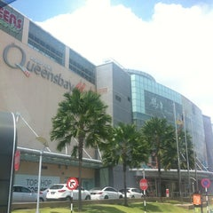 Photo taken at Queensbay Mall by Zairie A. on 10/30/2012