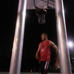 Photo taken at K9 Basketball Court by Muhammad Syazwanul Badri R. on 9/22/2012