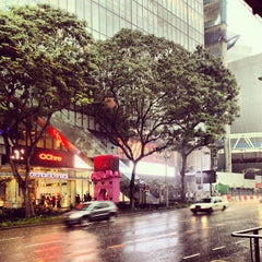 Photo taken at Orchard Central by Migs C. on 1/11/2013