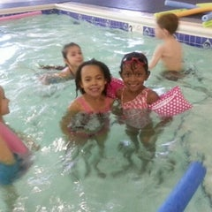 Photo taken at DuPage Swimming Center by Johanna C. on 2/2/2013