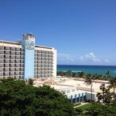Photo taken at Caribe Hilton by Joe T. on 8/17/2013