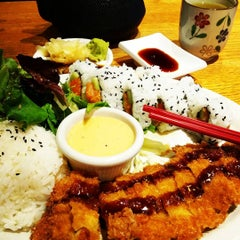 Photo taken at Boathouse Sushi by Nuno S. on 3/15/2016