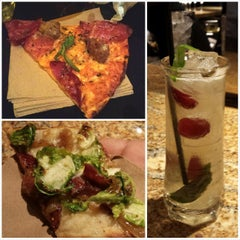 Photo taken at California Pizza Kitchen by H.C. @. on 3/28/2015