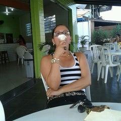 Photo taken at Sorveteria H²O by Mariah C. on 9/17/2012