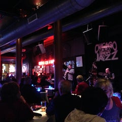 Photo taken at Andy's Jazz Club by Francesca M. on 5/9/2013