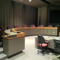 Photo taken at City Council Chambers by Ryan G. on 2/26/2013