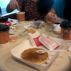 Photo taken at McDonald's by Sakinah T. on 12/3/2012