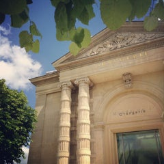 Photo taken at Musée de l'Orangerie by HJ on 6/14/2013