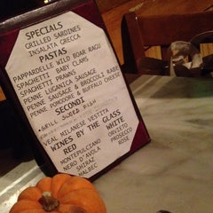 Photo taken at Cola's by Stacey E. on 11/3/2012