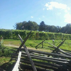 Photo taken at Sharpe Hill Vineyard by David T. on 9/16/2012