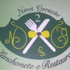 Photo taken at Restaurante Nova Geração 2 by RicardoAlexandre D. on 10/31/2012