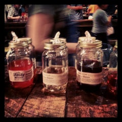 Photo taken at Ole Smoky Moonshine Distillery by Nikki on 5/19/2013