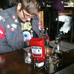 Photo taken at Thinking Man Tavern by Alena S. on 10/27/2012