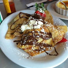 Photo taken at Crêpes: etc. by Bethany K. on 3/9/2013