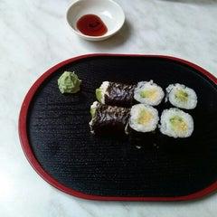 Photo taken at T&J Fresh Sushi by Sandra Z. on 4/30/2013