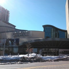 Photo taken at Toronto Centre for the Arts by Peter Tarshis T. on 2/23/2014