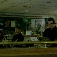 Photo taken at John Boyle O'Reilly Club by Dan L. on 2/23/2013