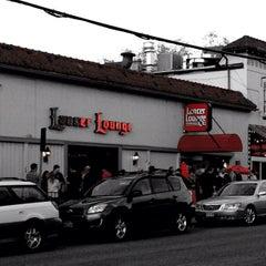 Photo taken at Lancer Lounge by Neil R. on 10/9/2012