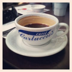 Photo taken at Carluccio's by Richard T. on 9/29/2012
